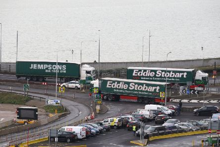 One of the UK's biggest warehouse and logistics businesses has emerged as another possible bidder for haulage company Eddie Stobart Logistics. Picture: PA