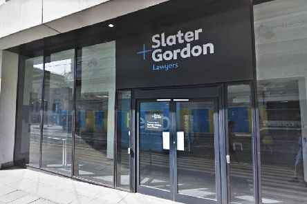 Slater and Gordon has carried out research into workplace injuries.