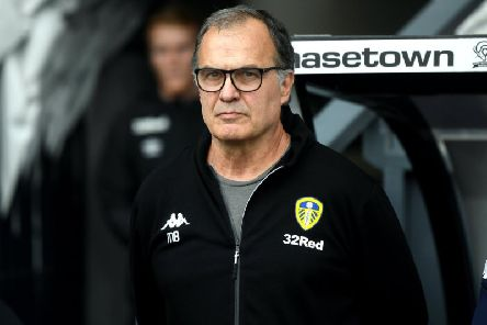 Leeds United manager Marcelo Bielsa says he has not yet had chance to see if Eddie Nketiah and Patrick Bamford can play together