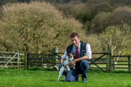 Yorkshire vet Julian Norton writes for The Yorkshire Post every weekend. Picture by James Hardisty.