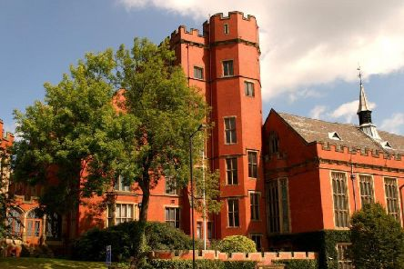 The University of Sheffield was in the top 60 globally for social science