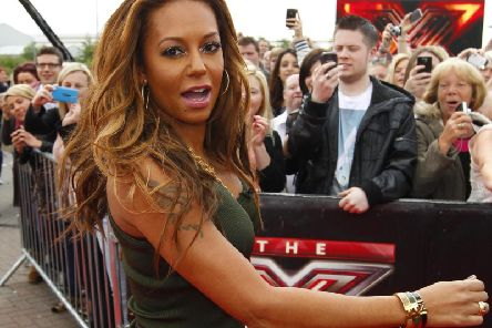 Singer Mel B. Credit: Dave Thompson/PA Wire