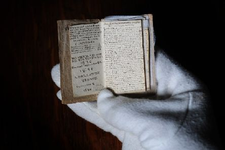The Little Book by Charlotte Bronte