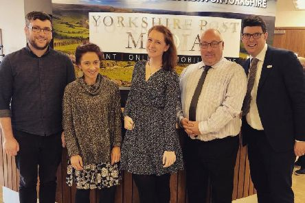 The guests on this week's edition of Pod's Own Country, a new podcast by The Yorkshire Podcast