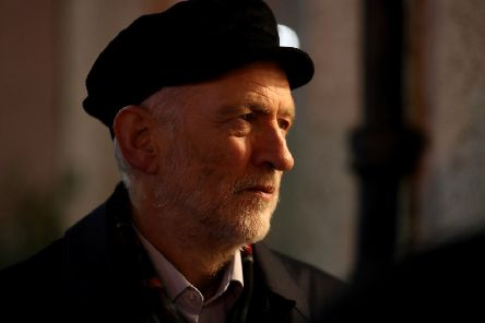Labour leader Jeremy Corbyn on the campaign trail in Scotland - will he mnake a good Prime Minister?