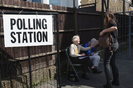 Not voting in the election would be a betrayal of the war generation, says reader Karl Sheridan. Do you agree?