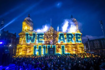 City of Culture started with the Made in Hull series Picture: Danny Lawson/PA Wire