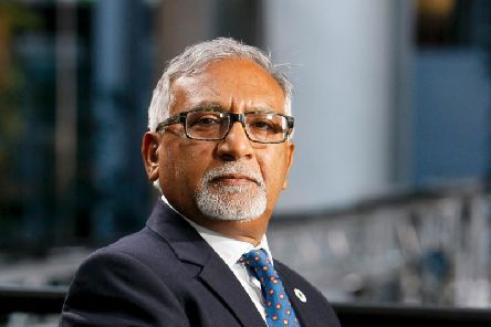 Amjad Bashir, who has been suspended from the Conservative Party. Photo: Mathieu Cugnot