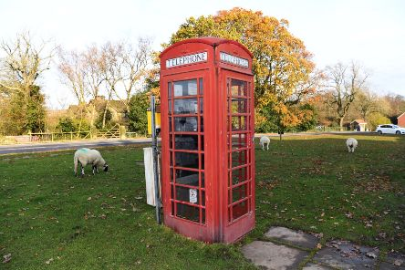 Communities in North Yorkshire hope phone boxes can be protected from closure. 'Picture: Jonathan Gawthorpe