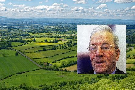 Gordon Johnson MBE  is standing as an independent candidate in Thirsk and Malton