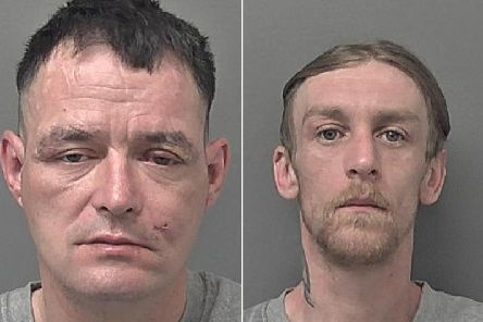 Jason Shreeve (left) and Luke Hainsworth have been jailed for life. Credit: Humberside Police