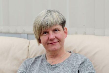 Iindependent: Allison Parfitt from Sheffield has had Multiple Sclerosis since 2008;