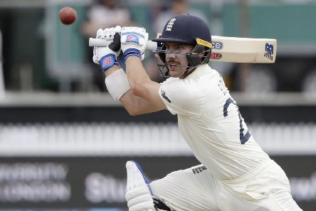 England's Rory Burns: Has backing of Ben Stokes.