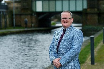 Dr Samus O'Neill, chief executive of the Northern Health Science Alliance. Pic: Tony Johnson