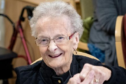 People who attend dementia day centres in Leeds have taken part in the project. Photo: Ant Robling