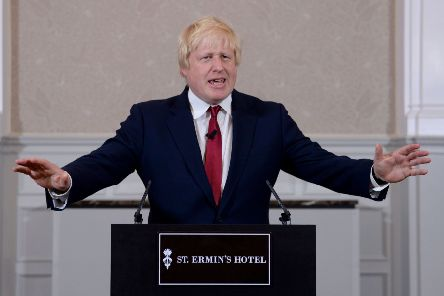Boris Johnson triumphed in the 2019 General Election Picture: PA