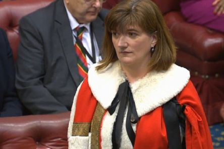 Culture Secretary Nicky Morgan was elevated to the House of Lords - despite not contesting the last general election.