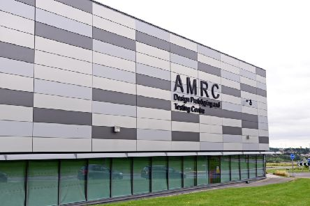 The Advanced Manufacturing and Research Centre, which is based in the shadow of the former coking plant at Orgreave in South Yorkshire.