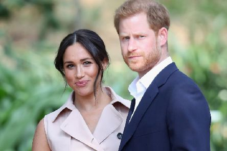 Prince Harry, Duke of Sussex and Meghan, Duchess of Sussex (Photo by Chris Jackson/Getty Images).