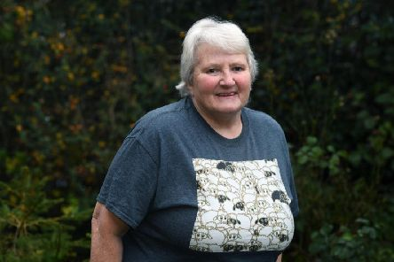 Sue Woodcock is battling a broken heating system