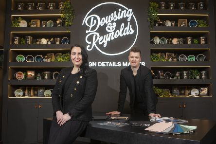 Dowsing & Reynolds recently launched a store at the Victoria Quarter in Leeds. Picture: Tony Johnson