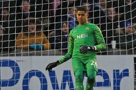 Seny Dieng made a crucial stoppage-time save