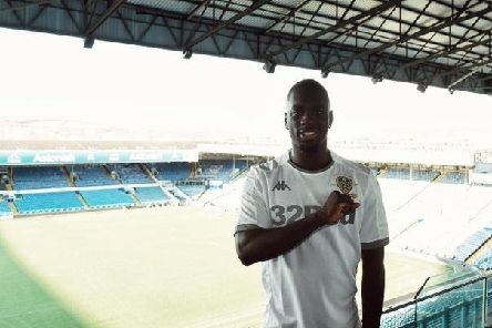 Jean-Kevin Augustin has joined Leeds United on loan from Red Bull Leipzig