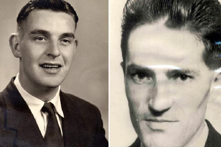 Ian Riley and Inspector Barry Taylor were murdered at Sunny Bank Mills in Farsley on February 15, 1970.