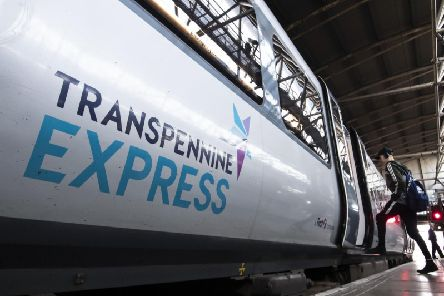 TransPennine Express (TPE) has been told to return its punctuality to early 2019 levels by next month. Picture: Danny Lawson/PA Wire