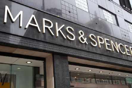 Library image of an M&S store.