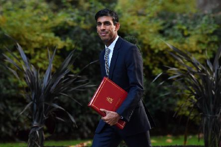 Rishi Sunak. Photo: Getty