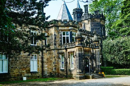 Moorfield House in Headingley