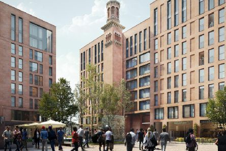 Plans have been approved to revive Tower Works
