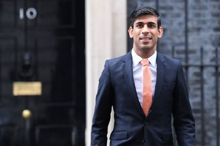 Chancellor Rishi Sunak is said to be planning to move part of the Treasury to the north. Photo: Stefan Rousseau/PA Wire