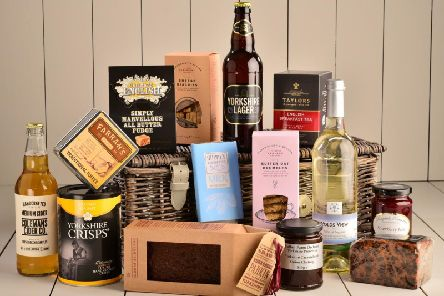 Every Christmas hamper Fodder sells pays for 10 children to use the showground facilities or 10 farmer health checks