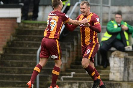 Charlie Wyke was one of League One's biggest transfers