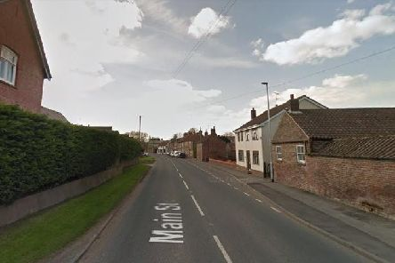 Main Street, Garton-on-the-Wolds. Photo: Google