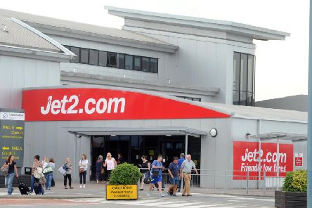 Jet2.com at Leeds Bradford Airport