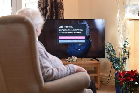 Should the elderly be penalised if the BBC chooses to scrap free TV licences for the over 75s?
