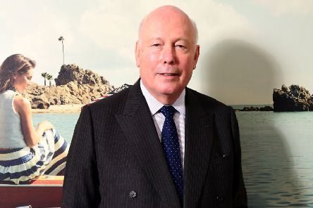Julian Fellowes. PIC: PA