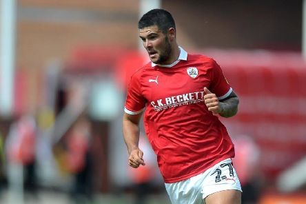 Barnsley midfielder Alex Mowatt celebrated his 24th birthday this week.