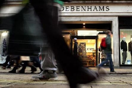High streets are under threat from online retailers, MPs say