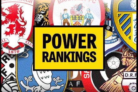Power Rankings: Barnsley holding on at the top of the Yorkshire rankings