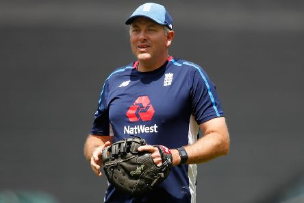 England bowling coach, Chris Silverwood. (Picture: Scott Barbour/Getty Images)