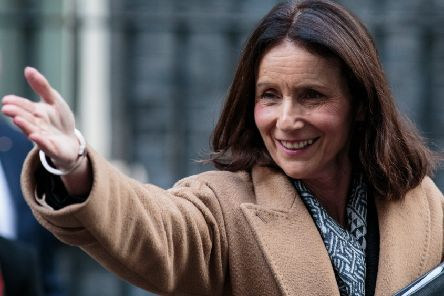 Director general of the CBI Carolyn Fairbairn. (Photo by Jack Taylor/Getty Images)