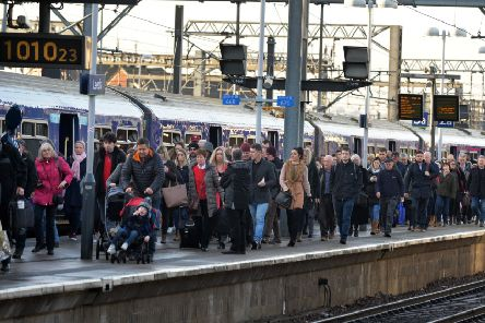 The North's rail and road networks are under pressure.