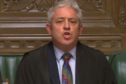 Speaker John Bercow has triggered a constitutiional crisis by saying that Theresa May's EU Withdrawal Agreement must be amended before it is put to MPs again.