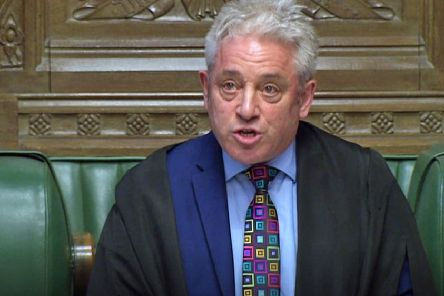 Speaker John Bercow is at the heart of a constitutional row over Brexit.