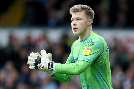 Leeds United goalkeeper Bailey Peacock-Farrell lost his first-team place at Elland Road to Kiko Casilla (Picture: Richard Sellers/PA Wire).