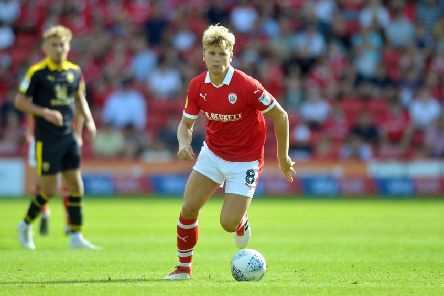 Cameron McGeehan: Back from suspension.